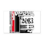 2013 Original Auto Rectangle Car Magnet