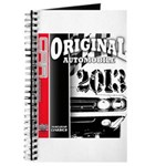 2013 Original Auto Journal