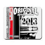 2013 Original Auto Mousepad