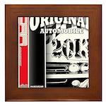 2013 Original Auto Framed Tile