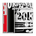 2013 Original Auto Tile Coaster