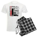 2013 Original Auto Men's Light Pajamas