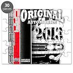 2013 Original Auto Puzzle
