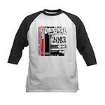 2013 Original Auto Kids Baseball Jersey
