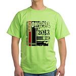 2013 Original Auto Green T-Shirt