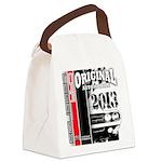 2013 Original Auto Canvas Lunch Bag