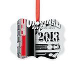 2013 Original Auto Picture Ornament