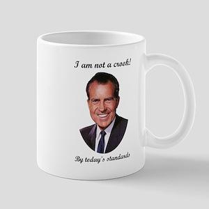 I am not a crook! By todays standards. Mug