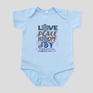 Gods Christmas Gift to you! Infant Bodysuit