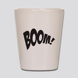 BOOM! Shot Glass