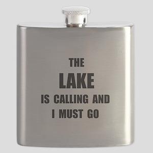 Lake Calling Flask