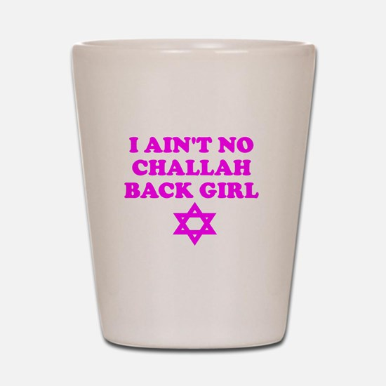Cute Funny jewish Shot Glass