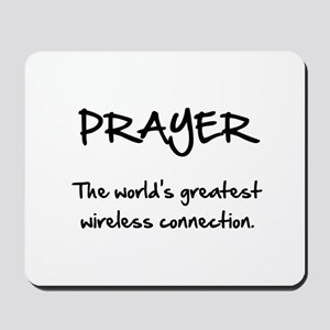 Prayer Wireless Mousepad