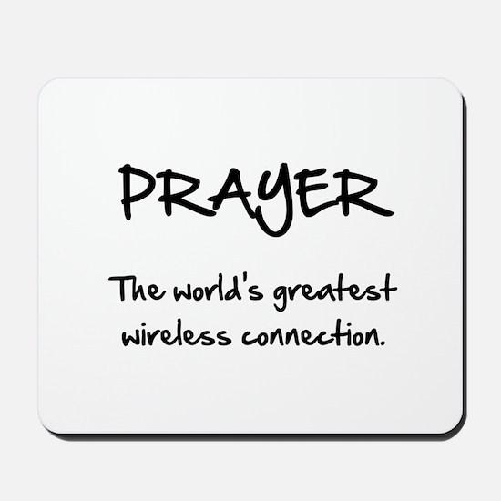 Prayer Wireless Mousepad
