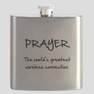 Prayer Wireless Flask