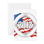 2013 Round Logo Greeting Cards (Pk of 20)