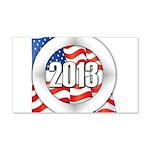 2013 Round Logo 20x12 Wall Decal