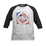 2013 Round Logo Kids Baseball Jersey