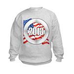 2013 Round Logo Kids Sweatshirt