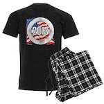 2013 Round Logo Men's Dark Pajamas