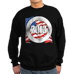 2013 Round Logo Sweatshirt (dark)