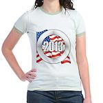 2013 Round Logo Jr. Ringer T-Shirt