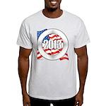 2013 Round Logo Light T-Shirt
