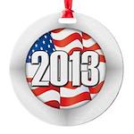 2013 Round Logo Round Ornament