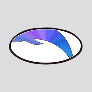 Colorful Dolphin Patches