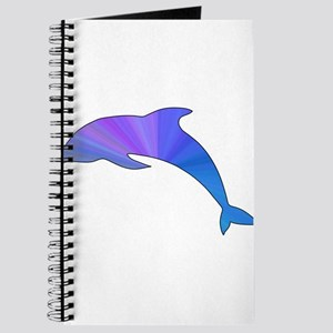 Colorful Dolphin Journal