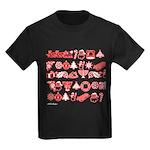Christmas Gift Kids Dark T-Shirt