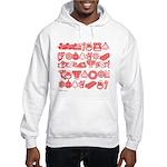 Christmas Gift Hooded Sweatshirt