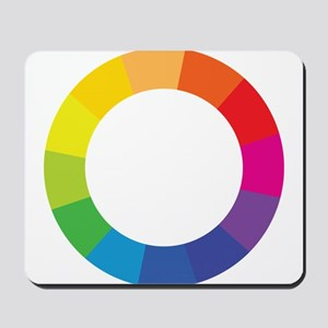 Color Wheel Mousepad