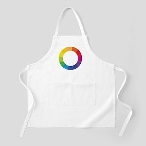 Color Wheel Apron