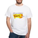 MontclairEats White T-Shirt