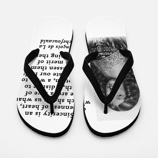 Sincerity Is An Openness Of Heart - Francois de la