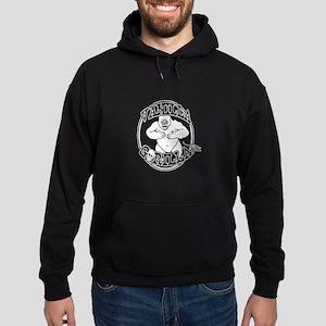 Vanilla Gorilla Ink Big Logo Hoodie (dark)