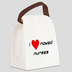 lunnn2 Canvas Lunch Bag