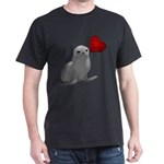 Baby Seal Club and Release Dark T-Shirt