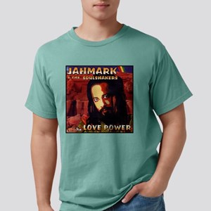 love_power_tile Mens Comfort Colors Shirt