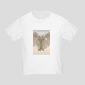 Ghost Owl Toddler T-Shirt
