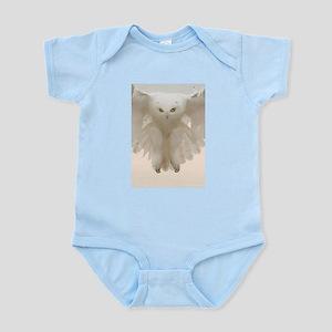 Ghost Owl Infant Bodysuit