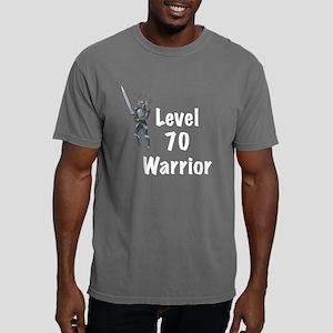 70warriorPicB Mens Comfort Colors Shirt
