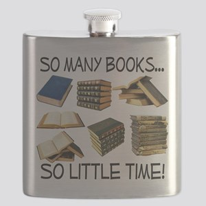 So Many Books... Flask