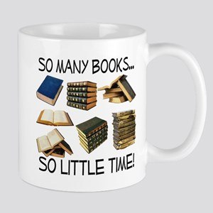 So Many Books... Mug