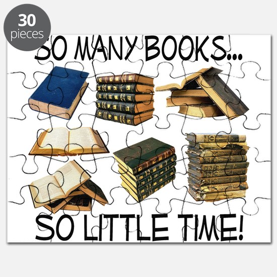 So Many Books... Puzzle