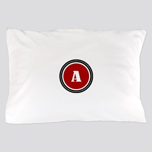 Red Pillow Case