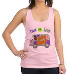 Groovy Van Racerback Tank Top