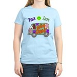 Groovy Van Women's Light T-Shirt