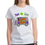Groovy Van Women's T-Shirt